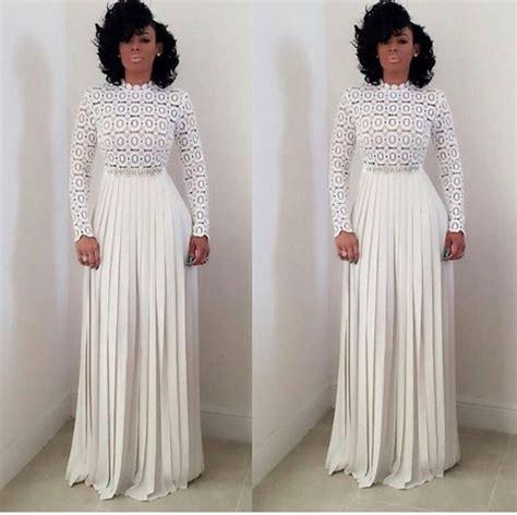 Black White Green White White Black Lace S M L Xl Blouse dress white dress white jumpsuit white lace