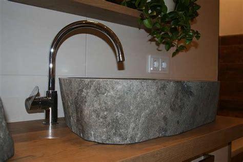 trog badezimmer waschbecken waschbecken aus fluss stein stein badewanne aus fluss