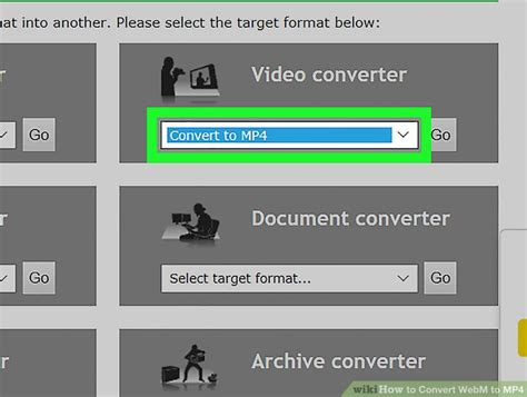 format file webm how to convert webm to mp4 8 steps with pictures wikihow