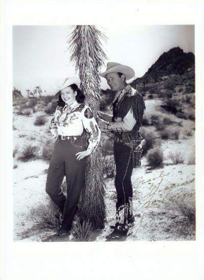 17 best images about roy rogers dale on the cowboy yellow roses and happy