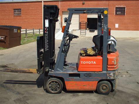 5fgc15 Toyota Forklift Toyota 5fgc15 Forklift Used Forklifts Dallas 214 771 8027