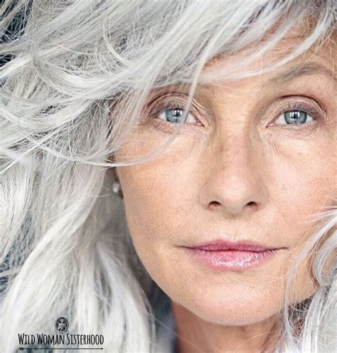 looking with grey hair 837 best images about gorgeous gray on pinterest hair