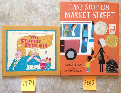 last stop on market 0141374187 moving train library 2016