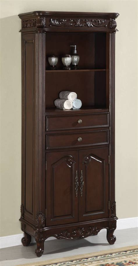 bathroom vanities with linen cabinet bathroom linen cabinets bathroom linen tower bath