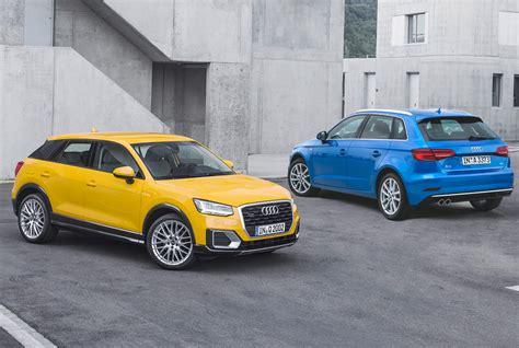 Audi Modelle Und Preise by Audi Q2 Und Audi A3 Sportback Preisvergleich