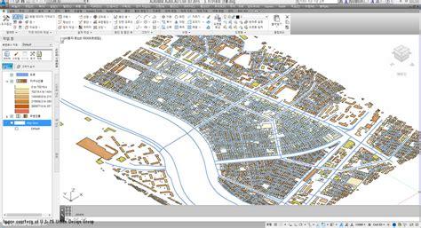 lock layout view gis u mi uses bim for urban planning bim autodesk