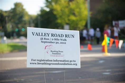 The Breathing Room Foundation by Valley Road Run 2012 Wrap Up
