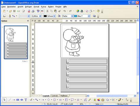 Adressaufkleber Drucken Openoffice by Openoffice Vorlagen Chip