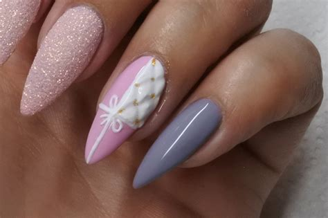 best of nail art rib gel nail grey the best inspiration for design and