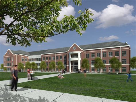 Salisbury Mba by Su Breaks Ground On 56m Perdue Business School Building