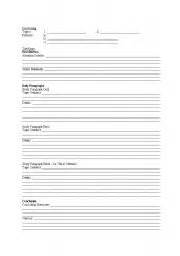 Toefl Essay Template by Toefl Essay Writing Compare And Contrast Template