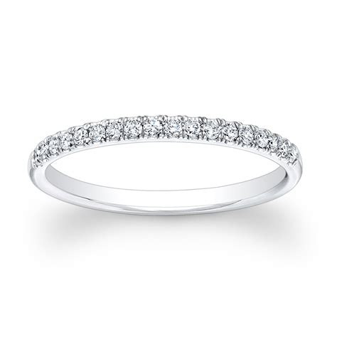 platinum and wedding band 0 20 ctw g vs2