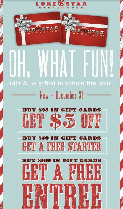 xmas gift card promotion gift card freebies and deals for the holidays s decadent deals