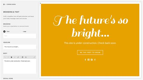 html layout under simple under construction html template image collections