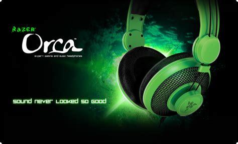 Headset Razer Orca razer orca gaming headphones hovedtelefoner 248 rekop billig