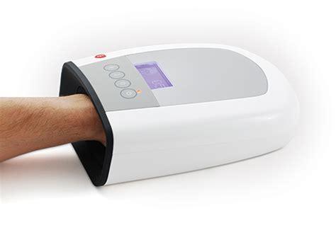 hand massager  sharper image