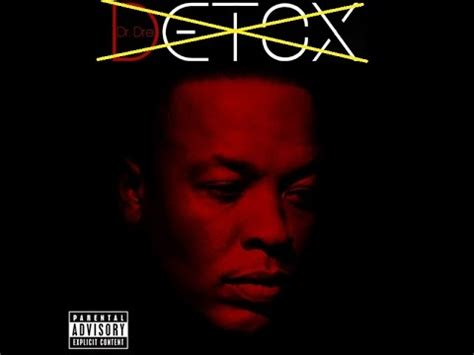 The Detox Doctor by Dr Dre Says He Scrapped Detox Because It Was Wack
