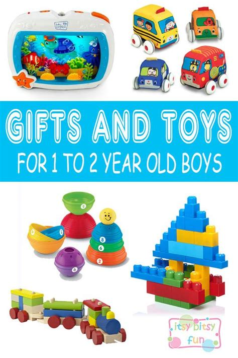 best gifts for 1 year old boys in 2014