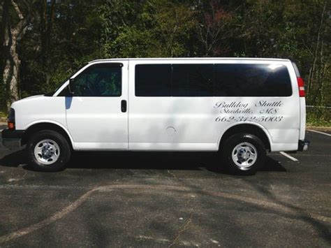 auto air conditioning service 2008 chevrolet express 3500 on board diagnostic system find used 2008 chevrolet express 3500 ls standard passenger van 4 door 6 0l in starkville