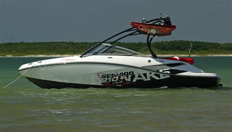 wakeboard jet boats 2010 sea doo sport boats alliance wakeboard