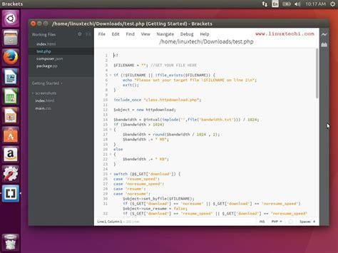 best web design editor linux top 10 text editors for linux desktop