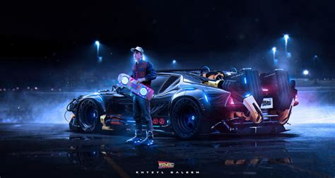 a new theme delorean dark stripped released for ubuntu back to the future redesign scraps the delorean for