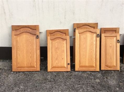 Kitchen Doors For Sale by Kitchen Units Solid Oak Doors For Sale In Mullingar