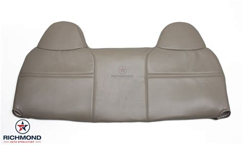 tan bench seat cover 2003 2004 ford f 550 xl vinyl lean back bench seat cover