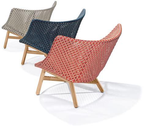 designboom chair sebastian herkner s outdoor mbrace chair collection for