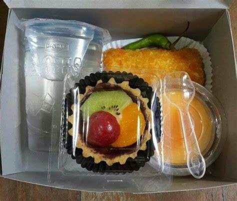 paket nasi box  snack box cibitung bekasi