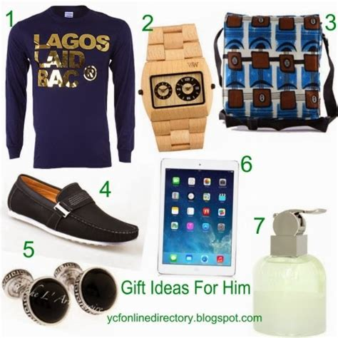 ycfonline gift ideas for him