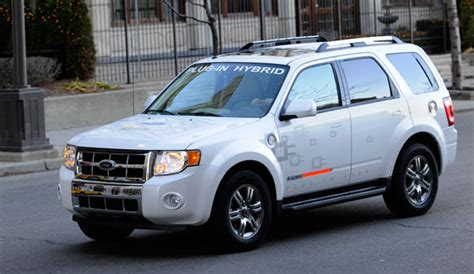2008 Ford Escape Reviews 2008 Ford Escape Reviews And Rating Motor Trend