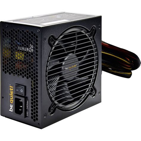 alimentatore 500w pc alimentation pc bequiet bqt 8 500w atx 500 w 80plus