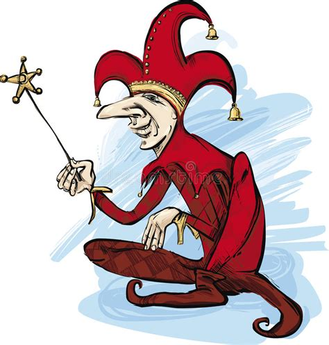 court jester stock illustrations  court jester stock