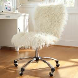 Fuzzy Chair Covers three adjustable desk chairs for students in budget