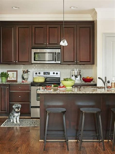 open kitchen designs with island 21 chocolate kitchen ideas