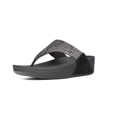 black fitflop sandals fitflop flare black fitflop from nicholas thomson uk