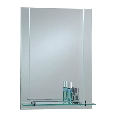bathroom mirror chrome luxury chrome bathroom mirror with shelf