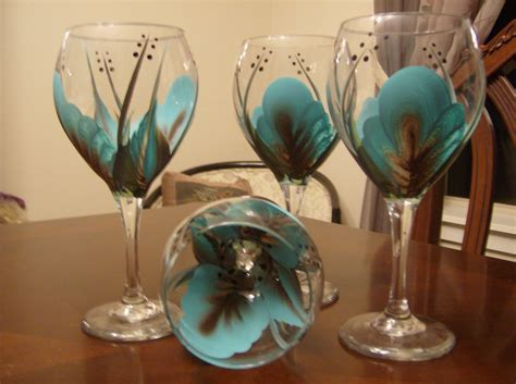 wine glass painting glass painting patterns for wine glasses www imgkid com