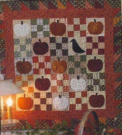 Pumpkin Patch Quilts by Primitive Folk Quilt Pattern In The Pumpkin