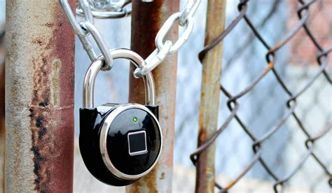 acheter cadenas empreinte digitale ouvrez ce cadenas avec votre empreinte digitale
