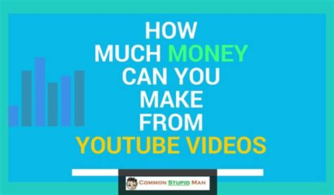 How Much Money Can You Make Online - how much money can you make from youtube videos mmo with shahnawaz