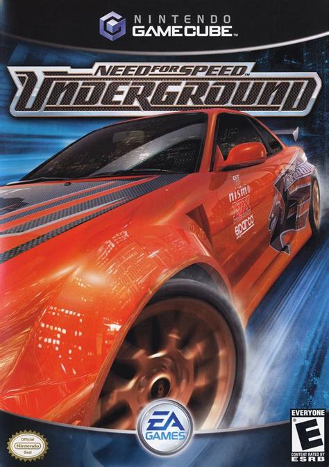Need For Speed Underground ISO Windows 10 Download 64 Bit Iso