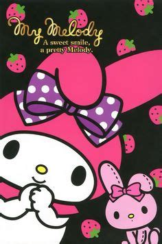 My Mlody Untuk Iphone Samsung my melody sanrio wallpapers dibujo my