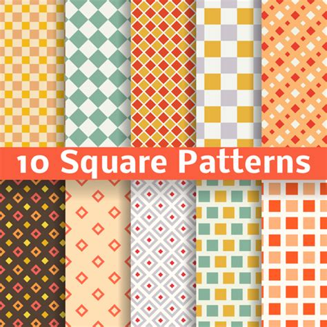 pattern square vector square patterns vector material vector pattern free download