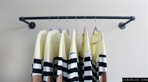 Commercial Closet Rods by 1000 Ideas About Pipe Rack On The Pipe