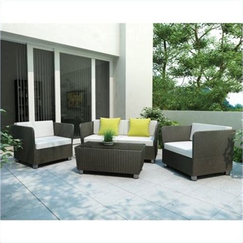 soft outdoor furniture sonax soft blackpiece patio lounge furniture