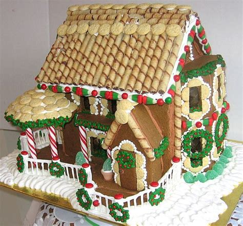 How To Build A Gingerbread House by Tips For A Gingerbread House