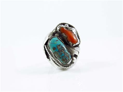 solid sterling silver navajo indian american