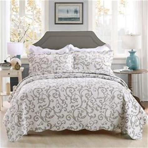 Cotton Coverlets King Size Luxury 100 Cotton Coverlet Bedspread Set King